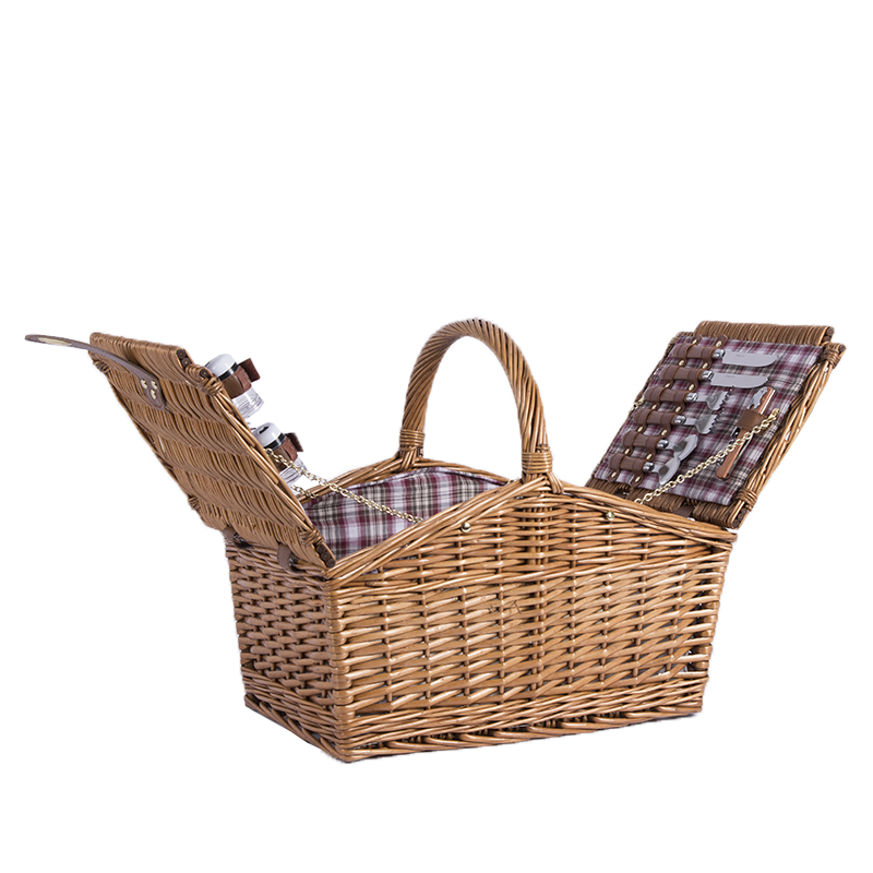 Picnic Baskets for 4 Person